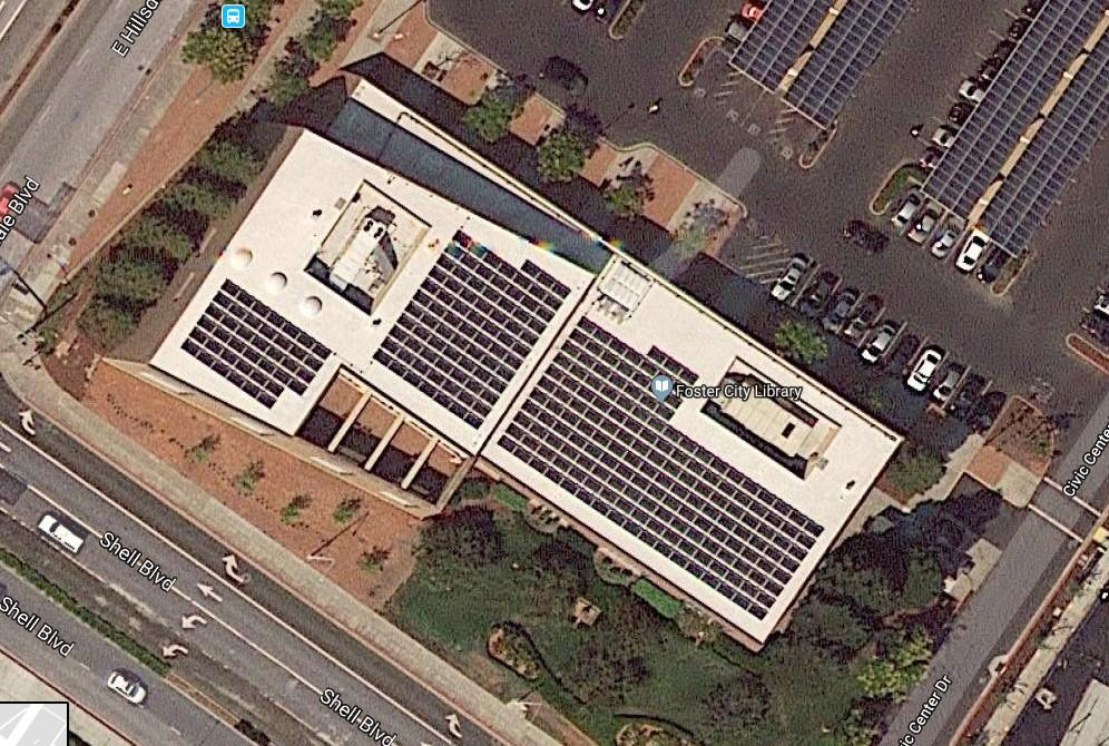 Library HVAC Replacement Project   Foster City, California